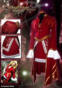 Cosplay-Cover: Teolia - Avalon Heroes