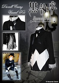 Cosplay-Cover: Drocell Cainz [Visual Kei]