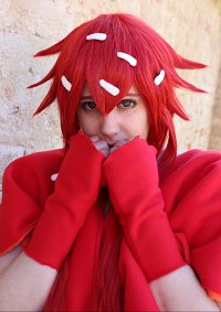 Cosplay-Cover: Flaky - Gijinka