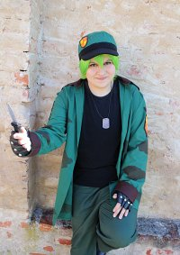 Cosplay-Cover: Flippy - Gijinka