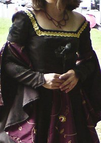 Cosplay-Cover: Lady Susan Cathleen Snape (red dress)