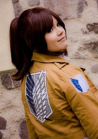 Cosplay-Cover: Sasha Blouse ♢ Scouting Legion ♢