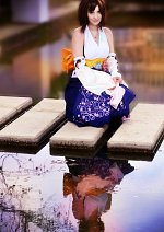 Cosplay-Cover: Yuna ~ Final Fantasy X