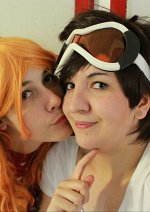 """Cosplay-Cover: Lena """"Tracer"""" Oxton"""