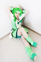 Cosplay-Cover: Cure March (Smile Pretty Cure!)