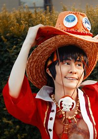 Cosplay-Cover: Monkey D. Luffy •15th anniversary•