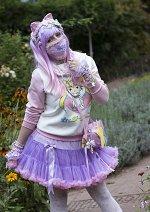 Cosplay-Cover: Lavendel und Rosa