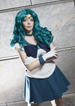Cosplay-Cover: Sailor Neptune