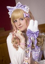 Cosplay-Cover: Cotton Candy Shop