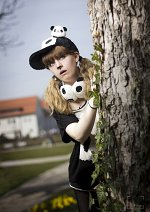 Cosplay-Cover: Pandaliebe