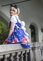 Cosplay-Cover: Laurence Little Pony