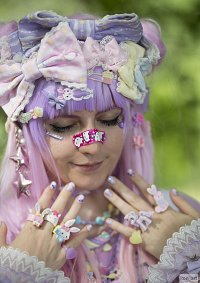 Cosplay-Cover: Lavendel-Liebe ♥