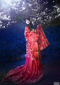 Cosplay-Cover: Kitsune Yokai