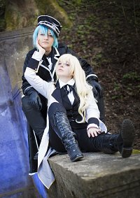 Cosplay-Cover: Berthier (Black Uniform)
