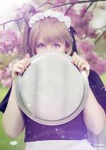 Cosplay-Cover: Kotori Minami ~ Cafe Maid