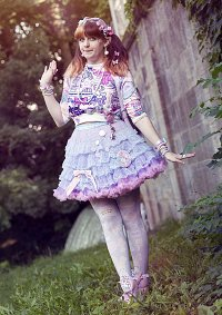 Cosplay-Cover: Fluffy Unicorn