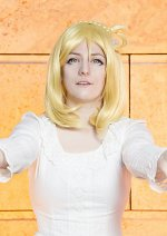 Cosplay-Cover: Mari Ohara ~ White Dress
