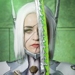 Cosplay: Genji (female)