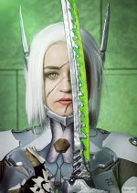 Cosplay-Cover: Genji (female)