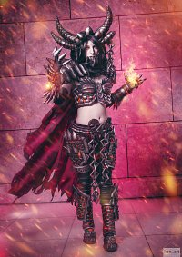 Cosplay-Cover: Deathwing