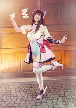 Cosplay-Cover: Magical Girl D.Va