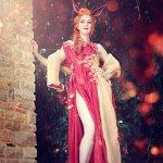 "Cosplay: Flamara [Thema: ""Evening Red""]"