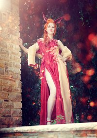 """Cosplay-Cover: Flamara [Thema: """"Evening Red""""]"""