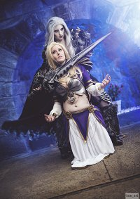 Cosplay-Cover: Arthas