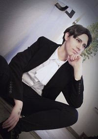 Cosplay-Cover: Levi Ackerman (casual look)