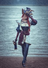 Cosplay-Cover: Captain Fortune