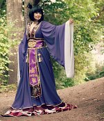 Cosplay-Cover: Hotaru [ Empress of the Death ]
