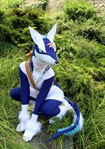 Cosplay-Cover: Repede