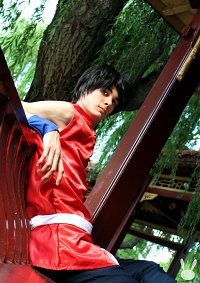 Cosplay-Cover: Saotome Ranma