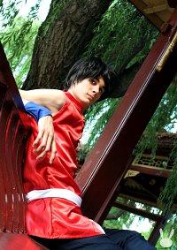 Cosplay-Cover: Saotome Ranma