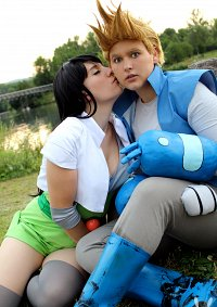 Cosplay-Cover: Chris [Bravest Warriors]