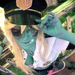 Cosplay: Zombie Panty {Zombie Police}