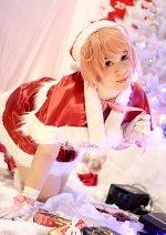 Cosplay-Cover: Kanon (Santa Baby)