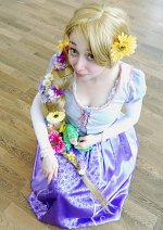 Cosplay-Cover: Rapunzel (Tangled)