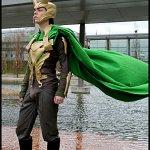 Cosplay: Loki Laufeyson - Thor 1 full armor