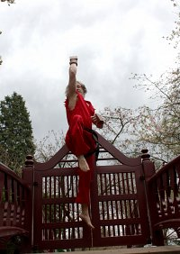 Cosplay-Cover: Ken Masters