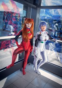 Cosplay-Cover: Rei Ayanami [Plugsuit]