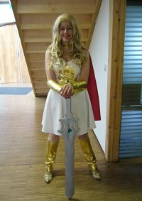 Cosplay-Cover: She-Ra Princess of Power