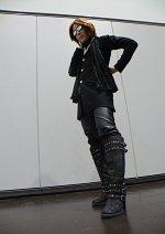 Cosplay-Cover: Yoshiki