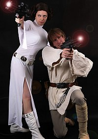 Cosplay-Cover: Leia [V1]