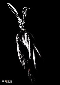 Cosplay-Cover: Frank (Donnie Darko)