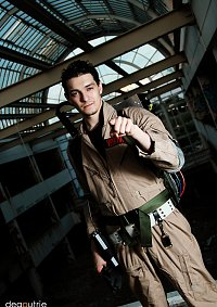 Cosplay-Cover: Dr. Peter Venkman