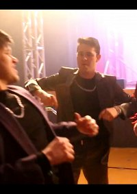 Cosplay-Cover: Chris Kattan (A Night at the Roxbury)