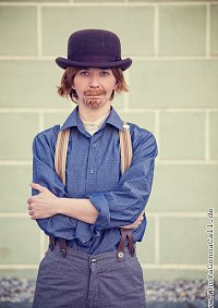 Cosplay-Cover: Seamus McFly