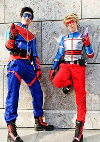 Cosplay-Cover: Kid Danger