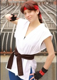 Cosplay-Cover: Yuri Sakazaki